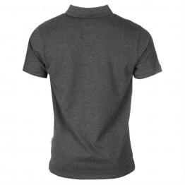 Kickers Contrasting Stripe férfi galléros póló