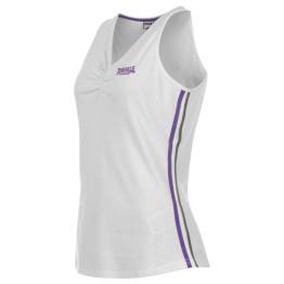 Lonsdale 2 Stripe női V nyakú trikó